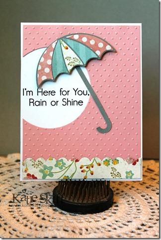 CASE Study, MFT, Umbrella Stamp Set