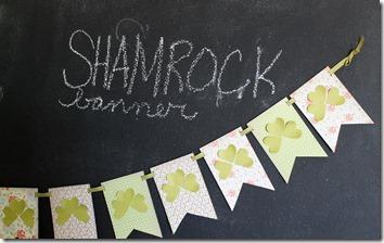 Shamrock Banner 1