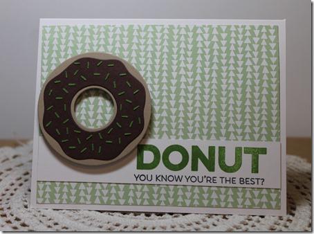 Green Donut