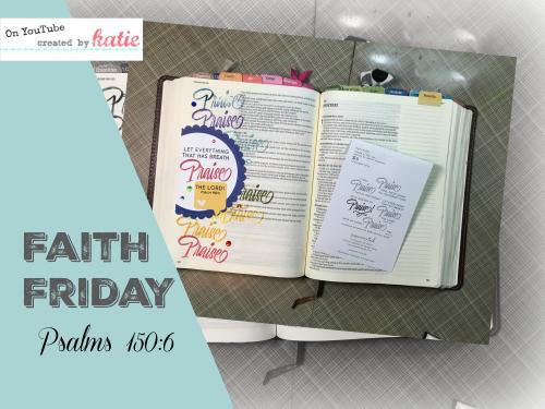Faith Friday  psalms 1506