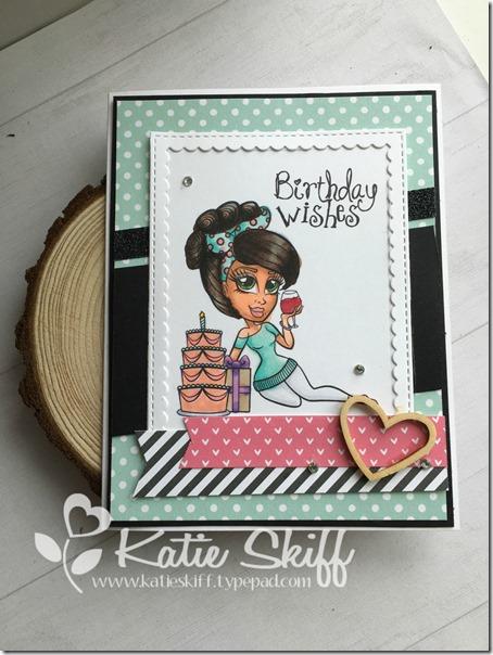 Betty Birthday Card