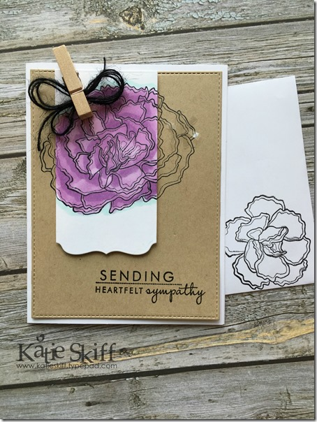 Spotlight Tech Flower Stamp